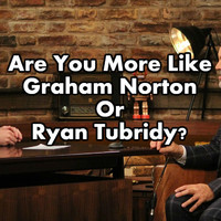 Are You More Like Graham Norton Or Ryan Tubridy?