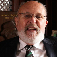 'And then a rocket sprang and bang': We asked David Norris to read his favourite section of Ulysses