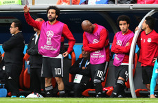 'We didn't want to risk further injury': Egypt boss explains Salah absence