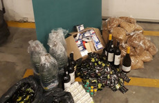 Alcohol, tobacco and medicine seized at Dublin Port