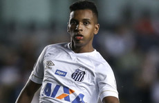 Real Madrid agree deal for Brazilian wonderkid