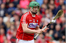 Cork name team for Sunday's Munster hurling showdown with Waterford