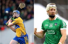 The teams for the Munster hurling shoot-out between Clare and Limerick are in
