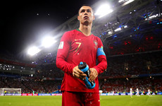 'I work for this': Ronaldo toasts new career mark after World Cup hat-trick
