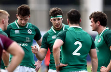 Ireland make six changes in bid to avoid U20 World Cup relegation
