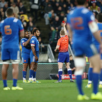 All Blacks coach Hansen suggests rugby report system after Fall red card
