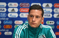 Germany star chuckles at Mexico team's prostitute scandal