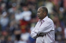 Jones says England defeat to Springboks a 'horror movie'