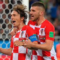 Luka Modric on the scoresheet as Croatia ease to victory and go top of Group D