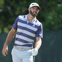 Early double bogey trims Johnson's US Open lead