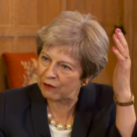 'We're one United Kingdom' - Theresa May describes EU plans as an Irish Sea border