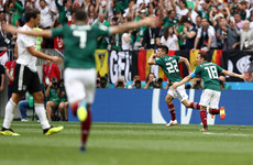 Mexico stun Germany as champions begin World Cup defence with shock defeat