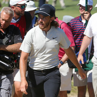 Tommy Fleetwood sets the score for everyone to beat with sizzling 63 at US Open