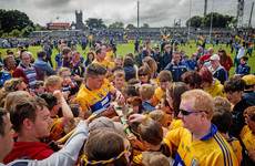 Unfinished business with Cork, fortress Cusack and the role of Clare's fans