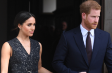 Meghan Markle's father made Prince Harry promise never to 'raise his hand' against his daughter