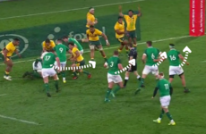 Analysis: 'You don't want to annoy Tadhg Furlong when he wants the ball!'