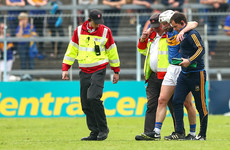 Tipperary All-Ireland winning captain set for long layoff after tearing cruciate