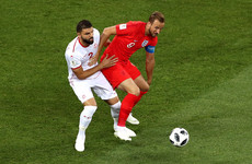 As it happened: England v Tunisia, World Cup