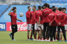 Egypt say Mo Salah is fit (again) ahead of clash with World Cup hosts