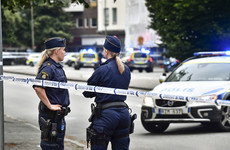 Shooting in Sweden leaves 5 men injured