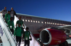 Scare for Saudi Arabia World Cup squad as engine catches fire during flight to Rostov