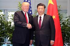 China accuses Trump of 'blackmail' as he threatens fresh tariffs