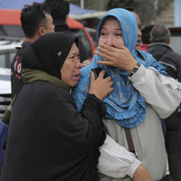 Dozens still missing after ferry capsized at Indonesia's Lake Toba