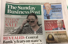 The Sunday Business Post's editor is on the way out as the paper searches for a buyer