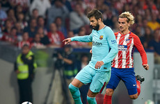 'His involvement provoked discomfort' - Barca angered by Pique's role in Griezmann saga