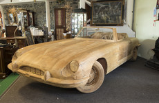 €4000 model car among 3,000 items sold off from Café En Seine auction