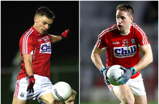 Powter fails to make Cork panel for Munster final but O'Neill named on bench