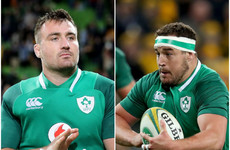 Scannell and Herring impress as Ireland's depth continues to grow