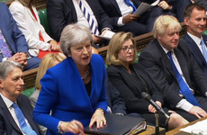 Theresa May fends off 'Remainer' Tories on a no-deal Brexit vote