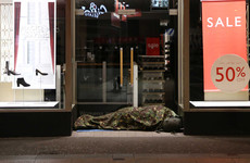 'A communications strategy': Report criticised for recommending a stop to monthly homeless figures