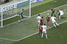 Ronaldo-inspired Portugal prevail as Morocco become the first side dumped out of World Cup