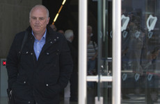David Drumm begins his six year jail term in Mountjoy Prison