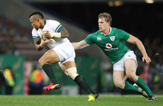 'The Elton Jantjies thing didn't make sense. We still hope there's an Irish option'