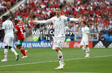 Which World Cup Player Is Your Boyfriend?