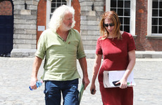 Mick Wallace says he believes there was a campaign to smear Maurice McCabe