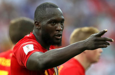 Hazard plays down Lukaku criticism after accusing striker of 'hiding up front'