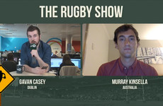 The Rugby Show: Reaction to team news as Ireland aim to win first Aussie series since 1979