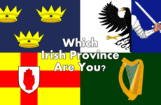 Which Irish Province Are You?