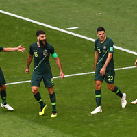 Mile the man again as Australia battle back to stay alive in Group C