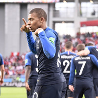 Mbappe becomes France's youngest ever World Cup goalscorer as Les Bleus seal last-16 spot