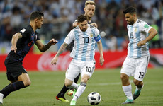 As it happened: Argentina vs Croatia, World Cup