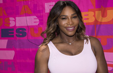Serena Williams said that young boys need to be educated about domestic abuse