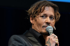 Johnny Depp spent $5 million dollars shooting his friend's ashes out of a cannon... it's the Dredge