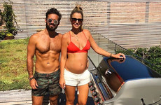 Vogue Williams confirmed her marriage to Spencer Matthews with a cute Insta, as you do
