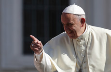 Tickets for the Pope's Knock and Phoenix Park events available on Monday