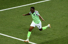 Brilliant Musa double inspires Nigeria to victory as Group D is blown wide open